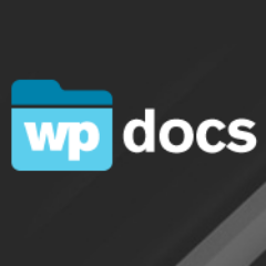 documentation - wpdocs